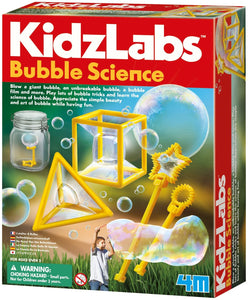 4M - Bubble Science