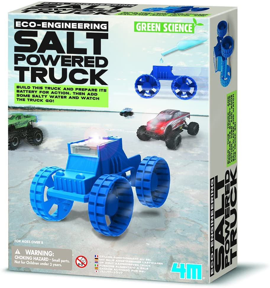 4M - Salt-Powered Truck