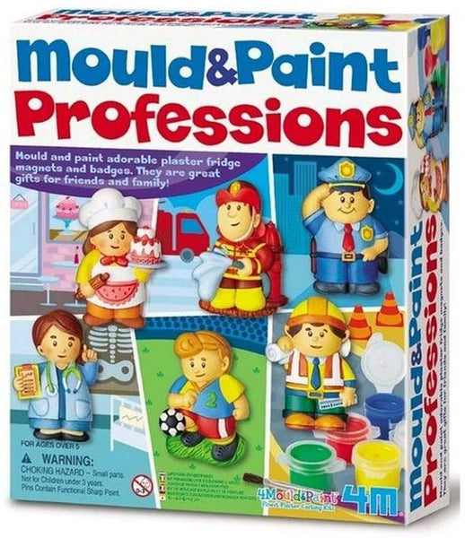 4M - Mould & Paint Professions