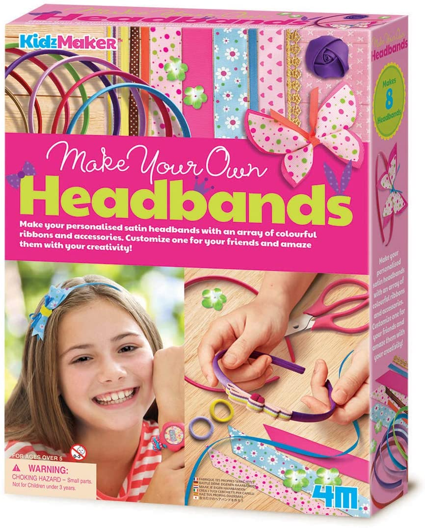 4M - Make Your Own Headbands