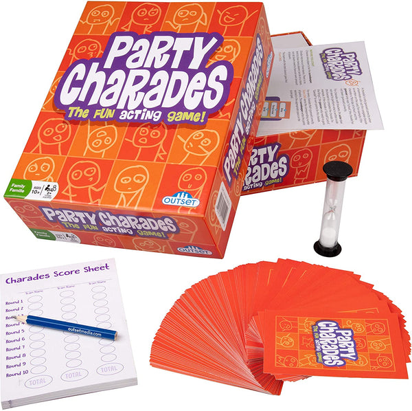 Party Charades - The Fun Acting Game