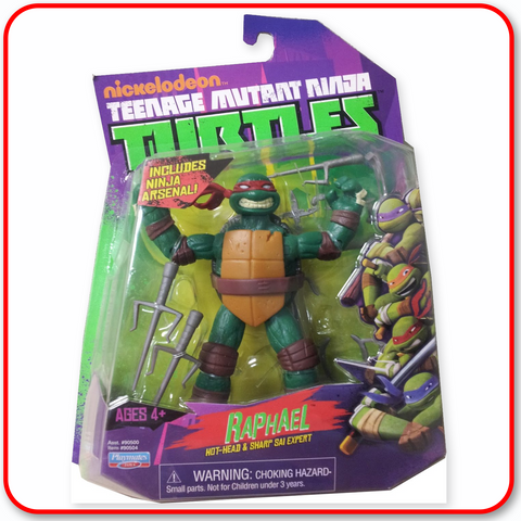Teenage Mutant Ninja Turtles Nickelodeon - Raphael