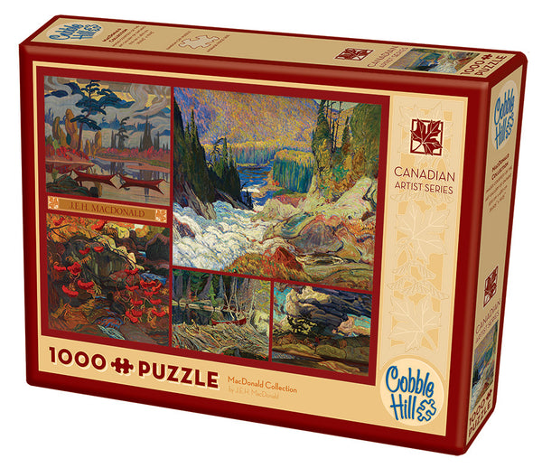 Macdonald Collection - Cobble Hill 1000pc Puzzle