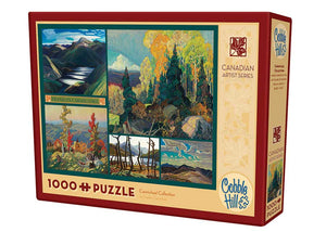 Carmichael Collection - Cobble Hill 1000pc Puzzle