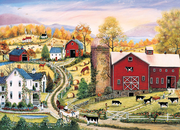 Leading the Way - Cobble Hill 1000pc Puzzle