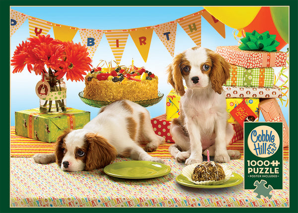 Every Dog Has Its Day - Cobble Hill 1000pc Puzzle