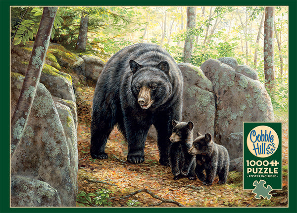 Mama Bear - Cobble Hill 1000pc Puzzle