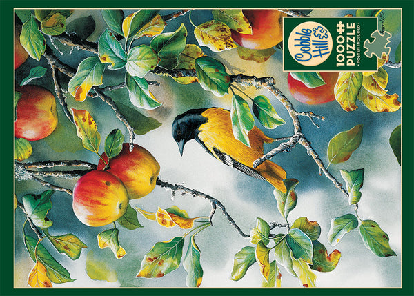 Northern Oriole - Cobble Hill 1000pc Puzzle