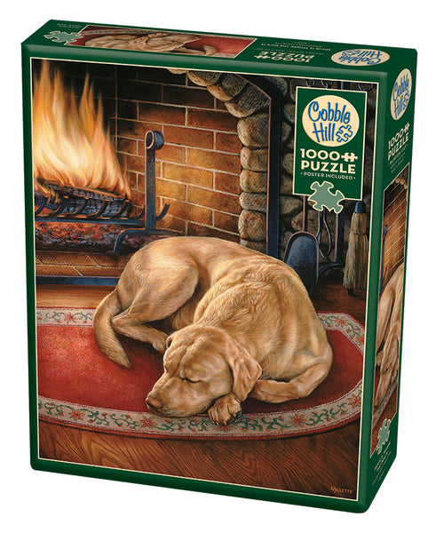 Home is Where the Dog Is - Cobble Hill 1000pc Puzzle