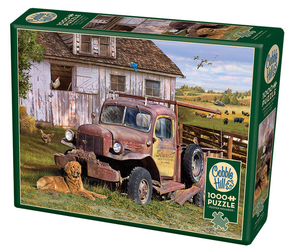 Summer Truck - Cobble Hill 1000pc Puzzle