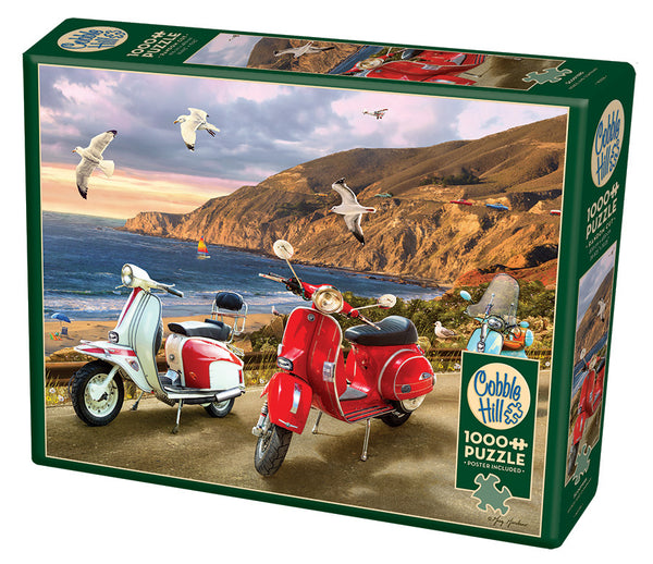 Scooters - Cobble Hill 1000pc Puzzle