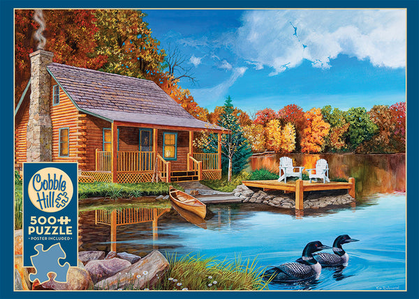Loon Lake - Cobble Hill 500pc Puzzle