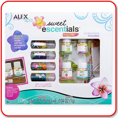 Alex Spa - Sweet Essentials : Roll Ons
