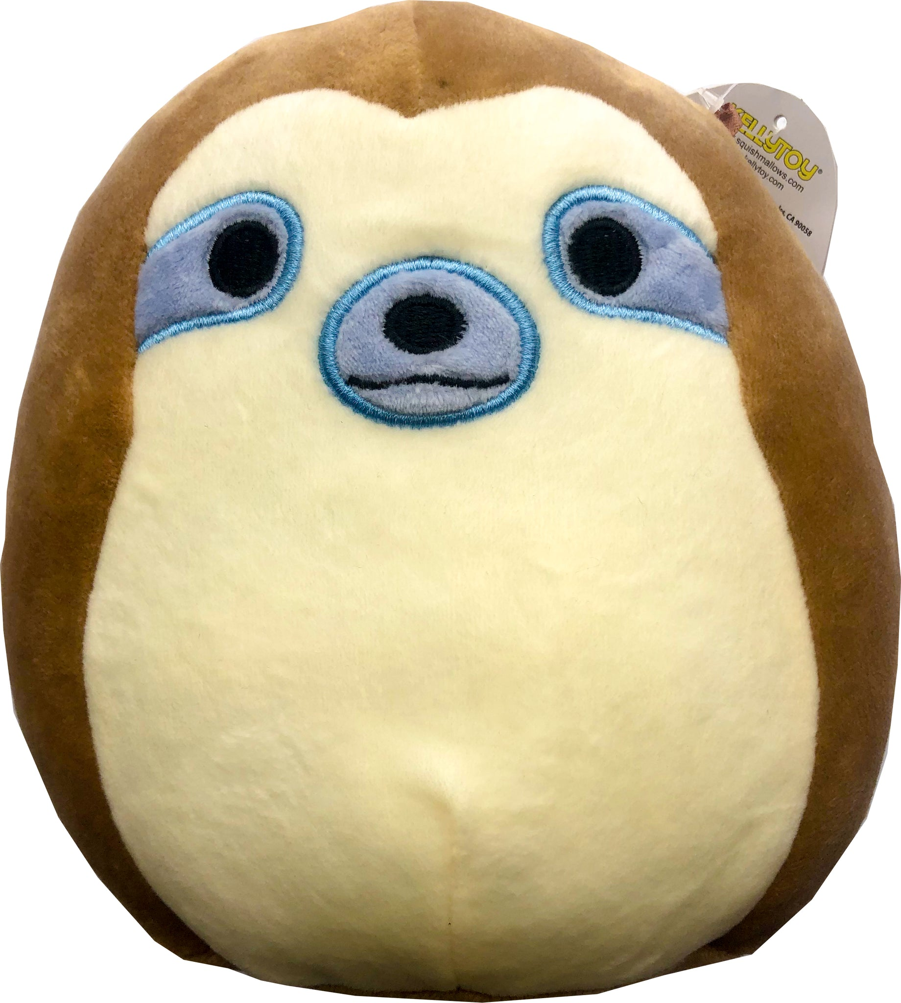 "Squishmallows - 7"" Brown Sloth"