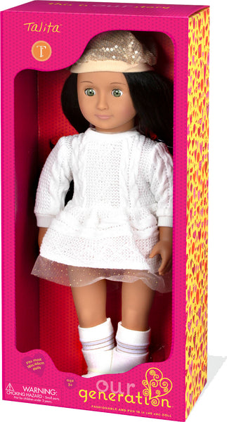 Our Generation - Talita Doll with Dress and Hat