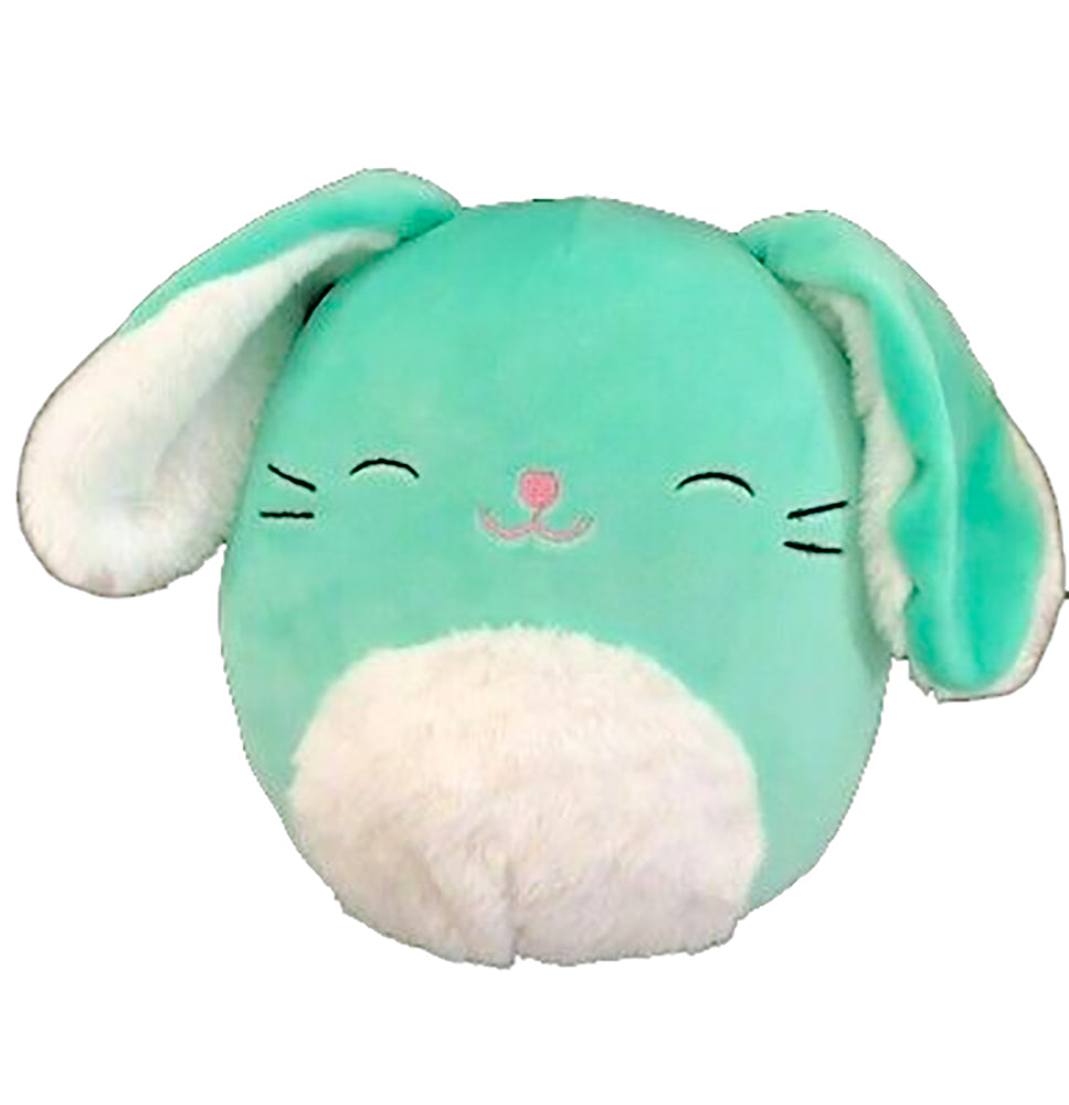 "Squishmallows - 7"" Easter Teal Bunny"