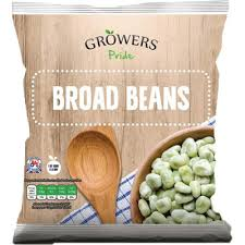 Frozen Broad Beans by Growers Pride - 450g