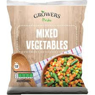Frozen Mixed Vegetables by Growers Pride - 450g