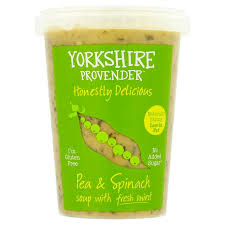 Pea & Yorkshire Soup by Yorkshire Provender (600g)