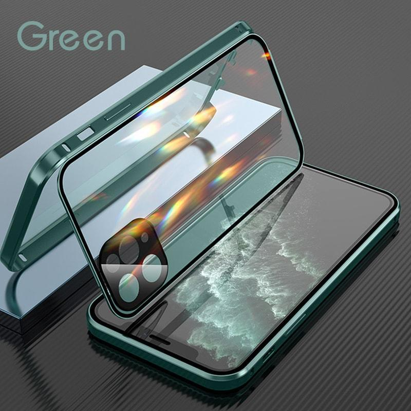 Double-Sided Buckle iPhone Case