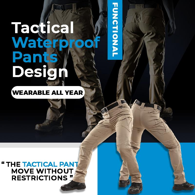 (Hot Sale - 40%OFF )Tactical Waterproof Pants