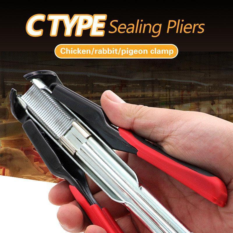 C Type Sealing Pliers