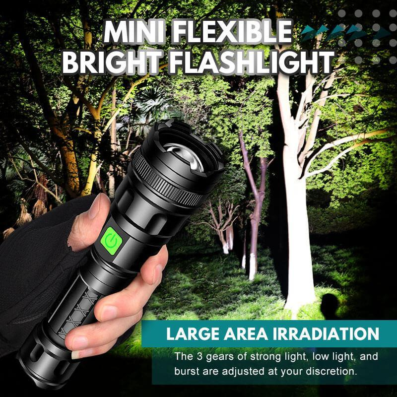 Mini Flexible Bright Flashlight