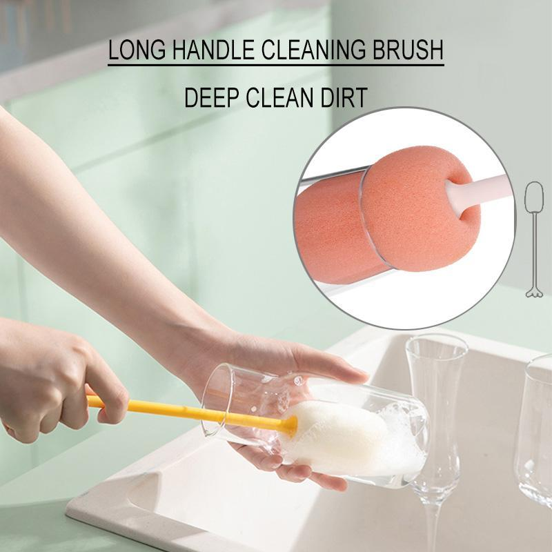 Universal Long Handle Cup Brush