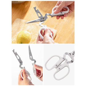 Multifunctional Portable Detachable Scissors