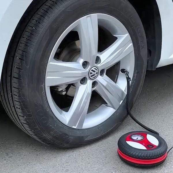 Portable Mini Auto Car Air Pump