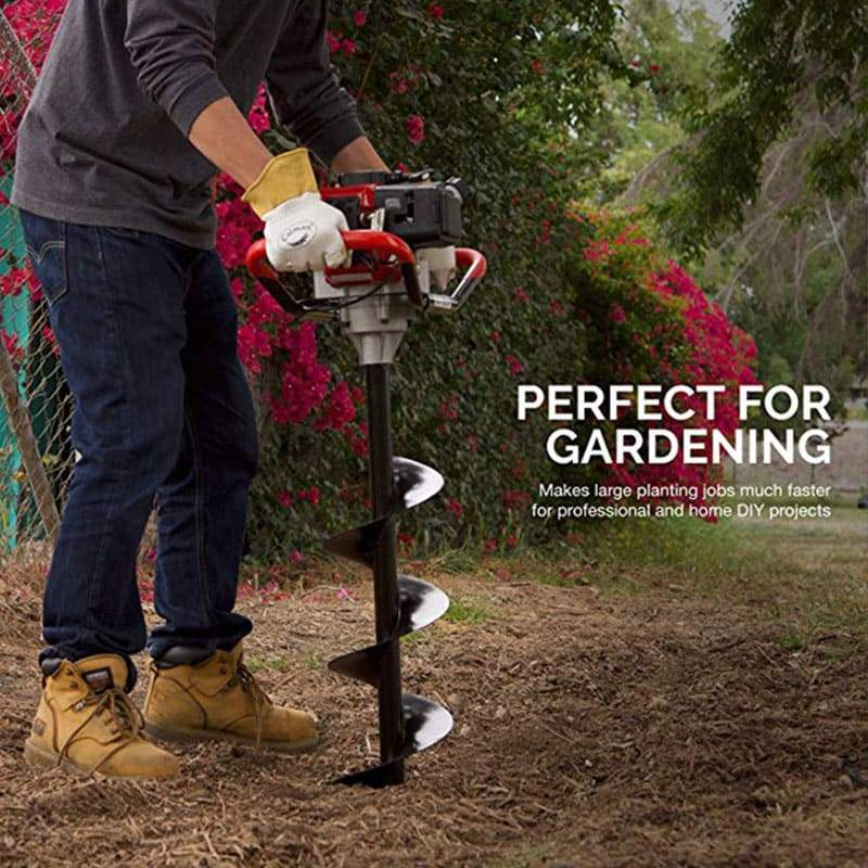 Spiral Hole Drill Planting & Grass Plug Auger(50% OFF)
