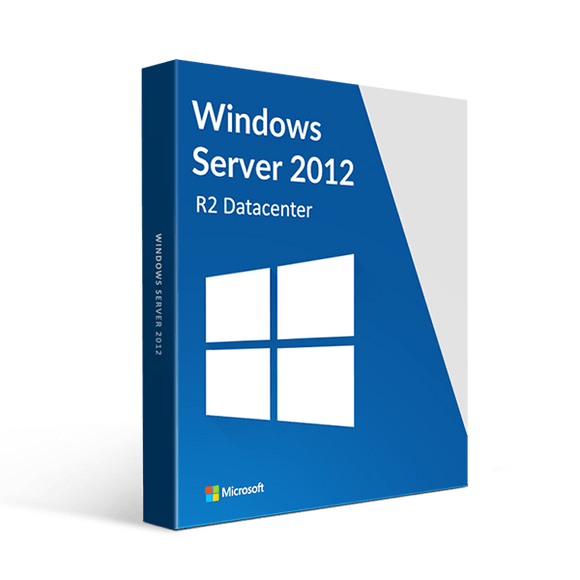 WINDOWS SERVER 2012 R2 DATACENTER 64-Bit 885370660371