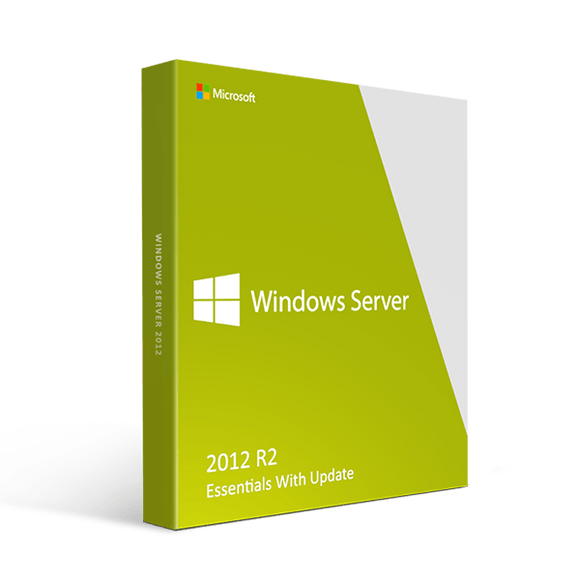 WINDOWS SERVER 2012 R2 ESSENTIALS 64-Bit 031112554860