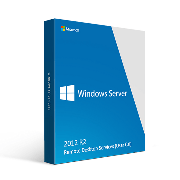 WINDOWS SERVER 2012 R2 REMOTE DESKTOP SERVICES | for 50 USER 695087062814