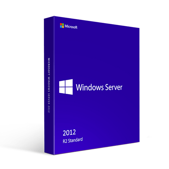 WINDOWS SERVER 2012 R2 STANDARD for 64-Bit 885370659931