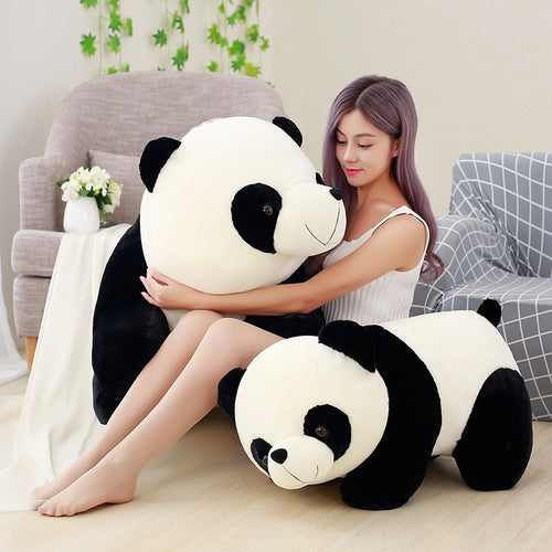 Giant Plush Panda Bear