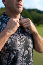 "CA ""Tropical"" Golf Shirt 