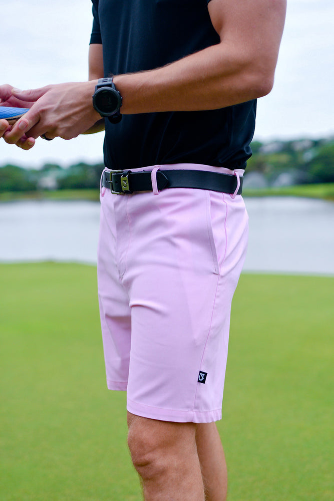 CA Flow Golf Shorts | Pink