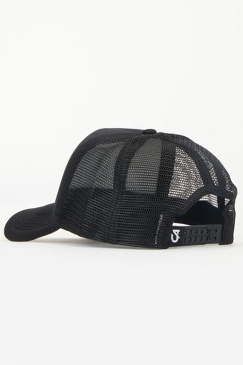 Custom Trucker Cap | Signature | Black