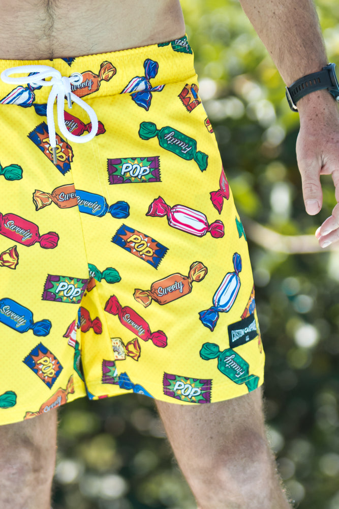 CA Hybrid Board Shorts | Sweets