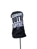 Driver Head Cover | Straight Outta Bounds