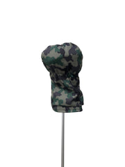 Driver Head Cover | Army Camo