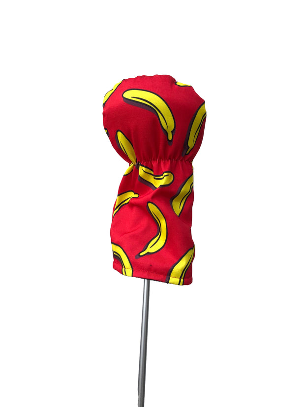 Driver Head Cover | Red Bananas