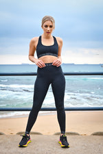 CA Elite Fit Tights | Black