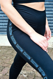 CA Street-Style Tights | Black