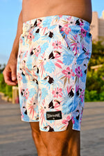 CA Hybrid Board Shorts | Toucan
