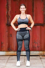 Seamless Adapt Tights | Black