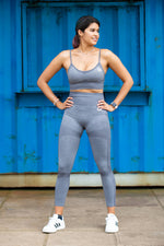 Seamless Adapt Tights | Grey