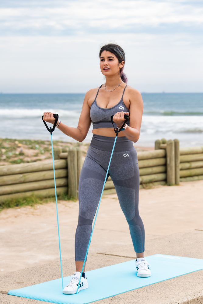 CA Pro-Fit Training Set - Light Blue
