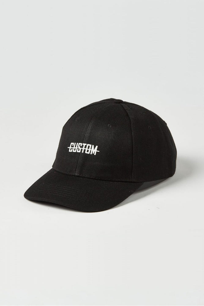Custom Dad Hat | Black